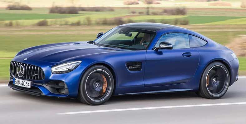 Mercedes AMG GT Coupe Review
