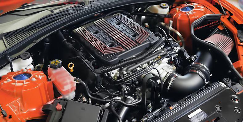 2020 Camaro zl1 horsepower