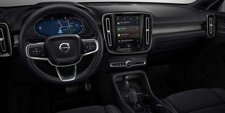 Volvo xc40 recharge price