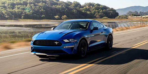 Ford Mustang 2020 EcoBoost Review. Legitimate Claim As A Performance Car?