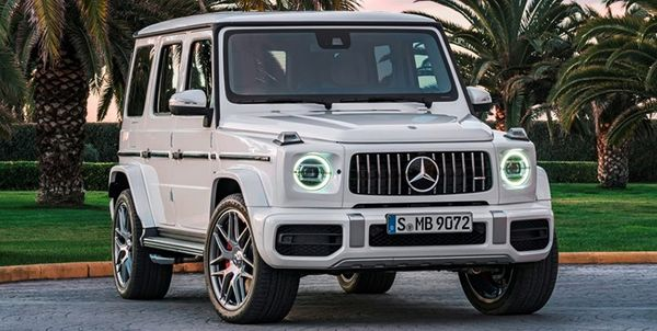 Car Review: 2020 Mercedes AMG G63