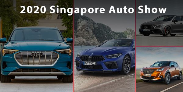 Some Automotive Highlights From The 2020 Singapore Auto Show