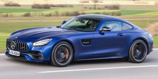 Car Review: Mercedes AMG GT Coupe