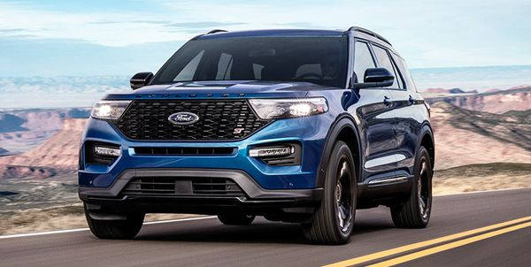 Car Review: 2020 Ford Explorer