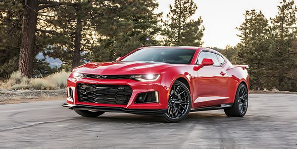 Car Review: 2020 Chevrolet Camaro ZL1